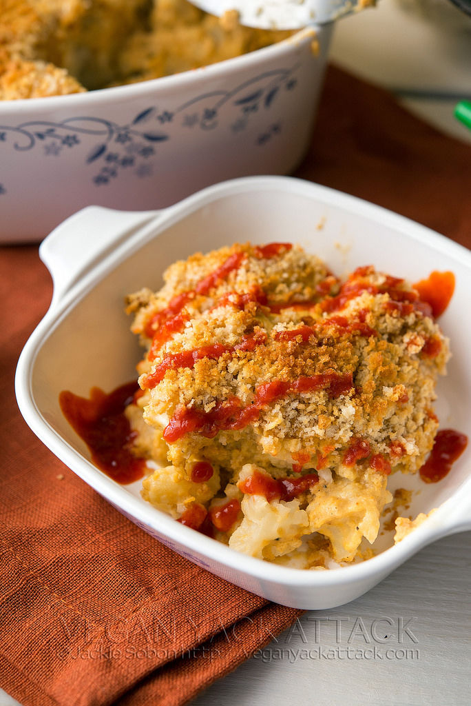 Spicy Cauliflower Macaroni
