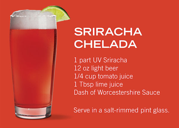 Spicy Vodka Drinks