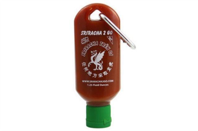 Portable Hot Sauces