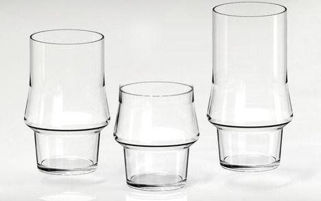 Stylishly Stackable Cups