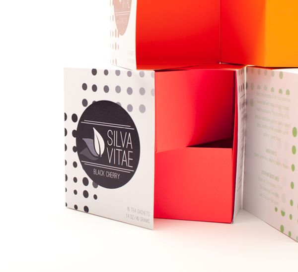 Stacked Tea Branding