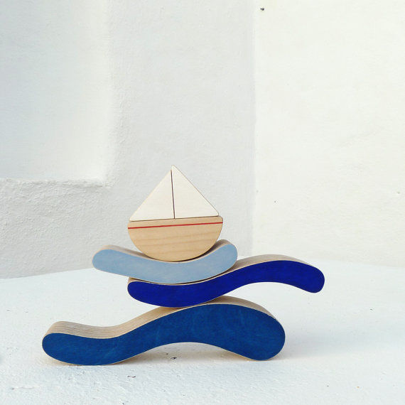 Stacking Wooden Toys