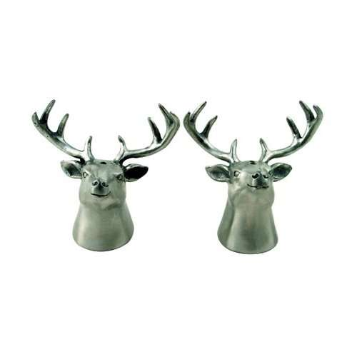 Deer Head Table Decor