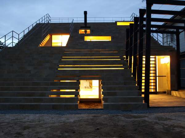 Stair-Covered Homes