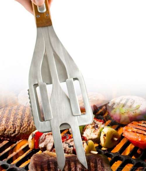 Multipurpose Grill Utensils