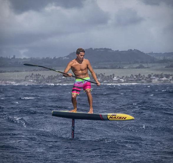 Hovering Aquatic Board Attachments