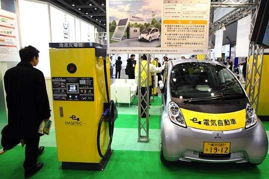 Standardized EV Charging Stations