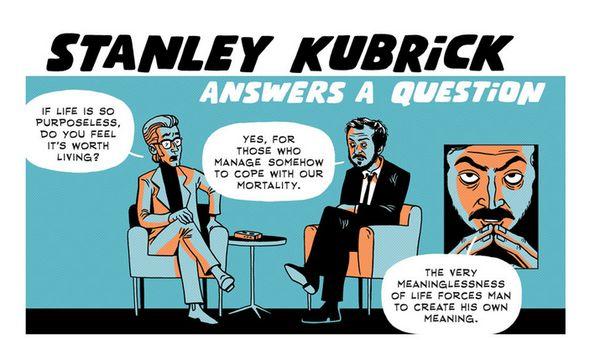 Filmmaker Interview Cartoons