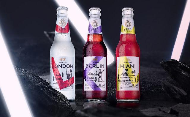 Metropolitan Cocktail Flavors