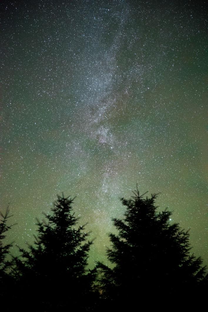 Starry Sky Photography