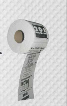 Toilet Paper Promotion Companies