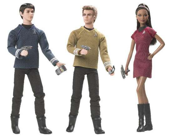 Toys for Trekkies
