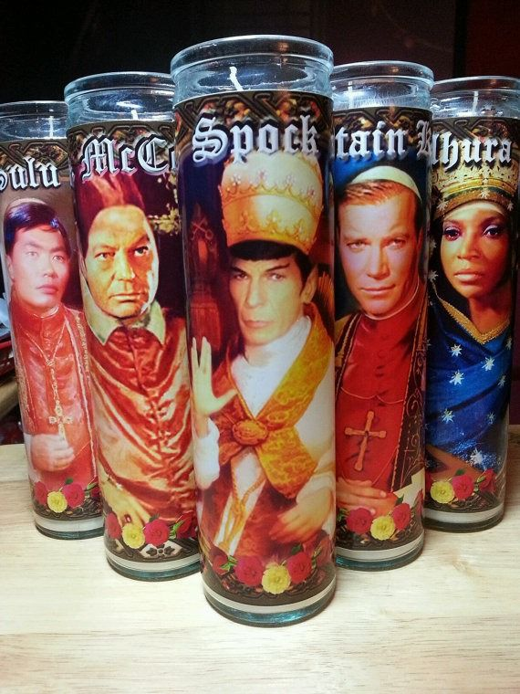 Space Explorer Candles