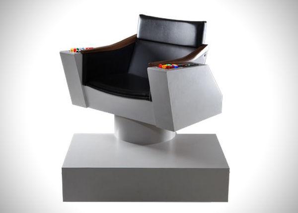galactic space chairs star trek chair