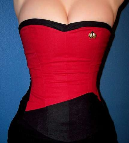 Couture Corsetry for Nerds
