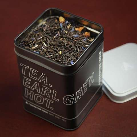 Star Trek Earl Grey Tea