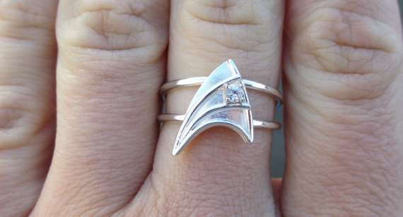 Geeky Marriage Bands