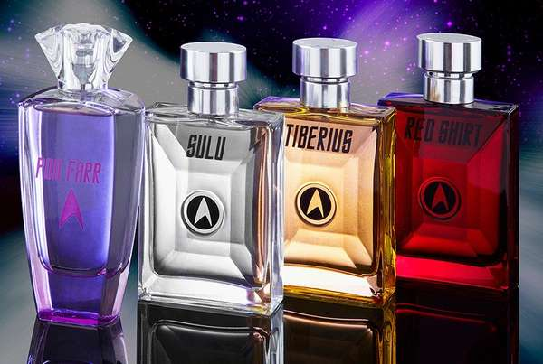 Sci-Fi Film Fragrances