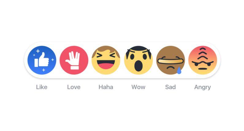 Sci-Fi Social Media Buttons
