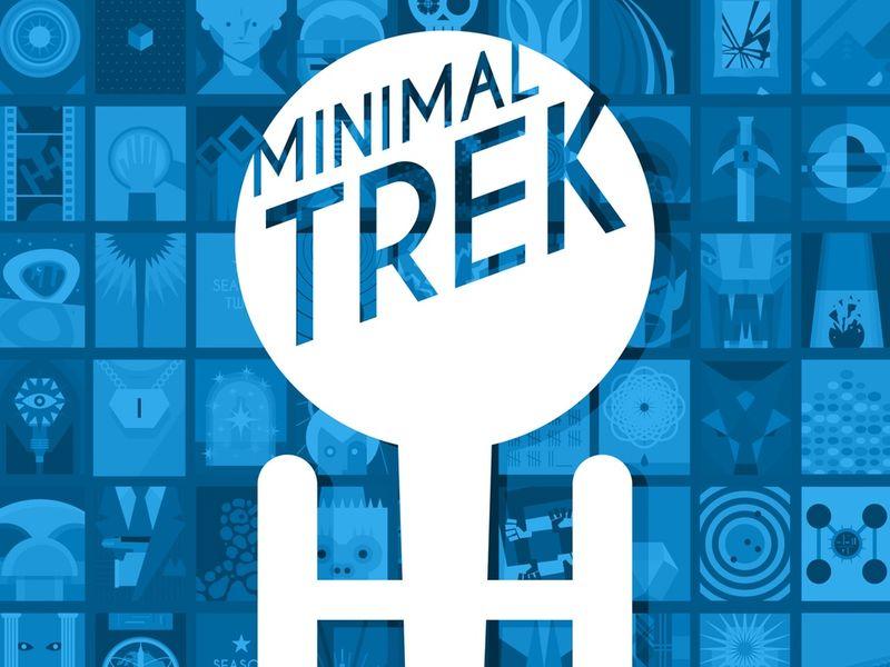 Minimalist Sci-Fi Posters