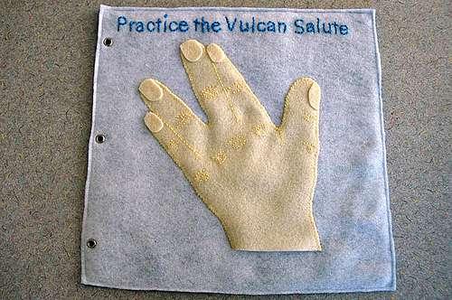 Plush Vulcan Novels