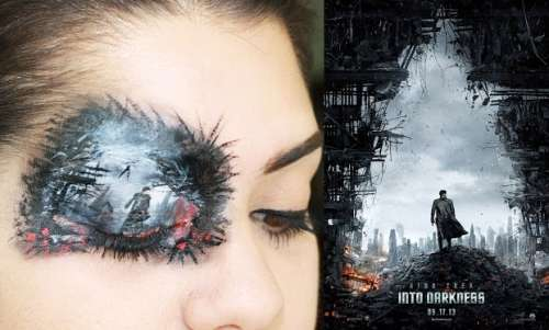 Into Darkness-Inspired Makeovers