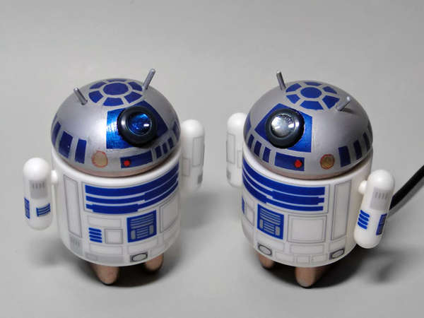 Star Wars Android Projector