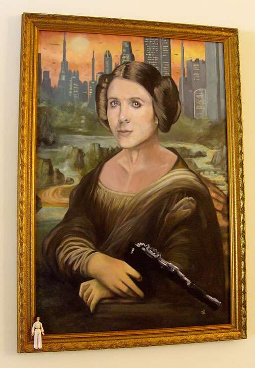 Fancy Star Wars Portraits