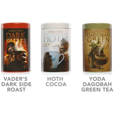 Star Wars breakfast beverages