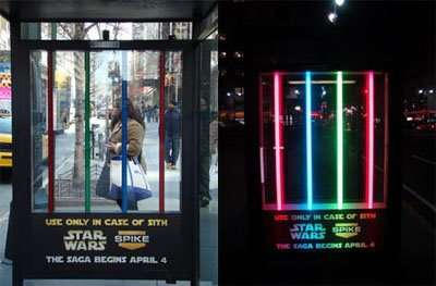 Emergency Light Sabers