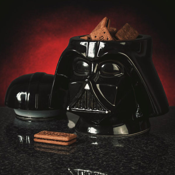 Intergalactic Cookie Containers