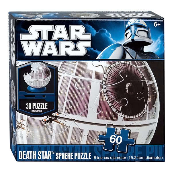 Star Wars Death Star Puzzle