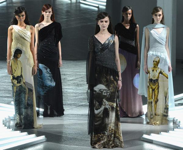 Space Saga-Inspired Dresses