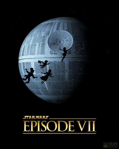 Sci-Fi Disney Posters