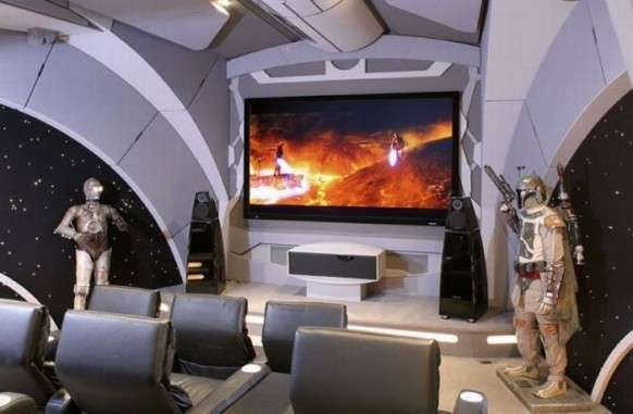 Star Wars Fan Home