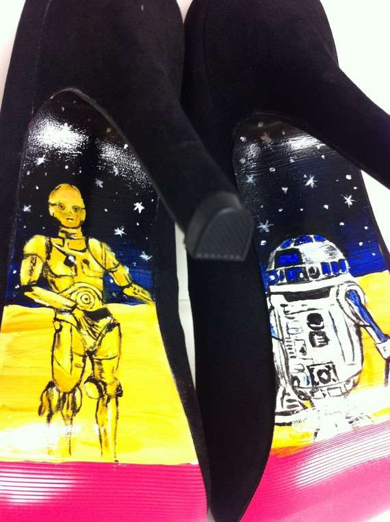 Sci-Fi Stilettos