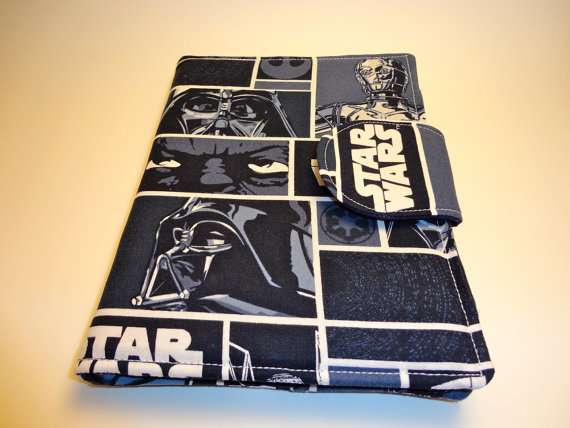 Star Wars Kindle Cover by The 2 Sisters Shoppe