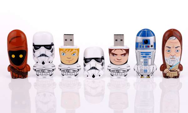 Yoda Flash Drives