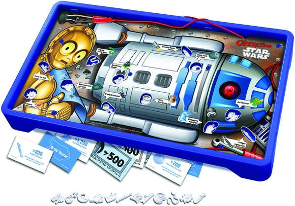 Robotic Surgery Board Games