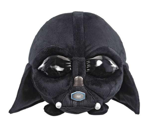 Sci-Fi Head Plushies
