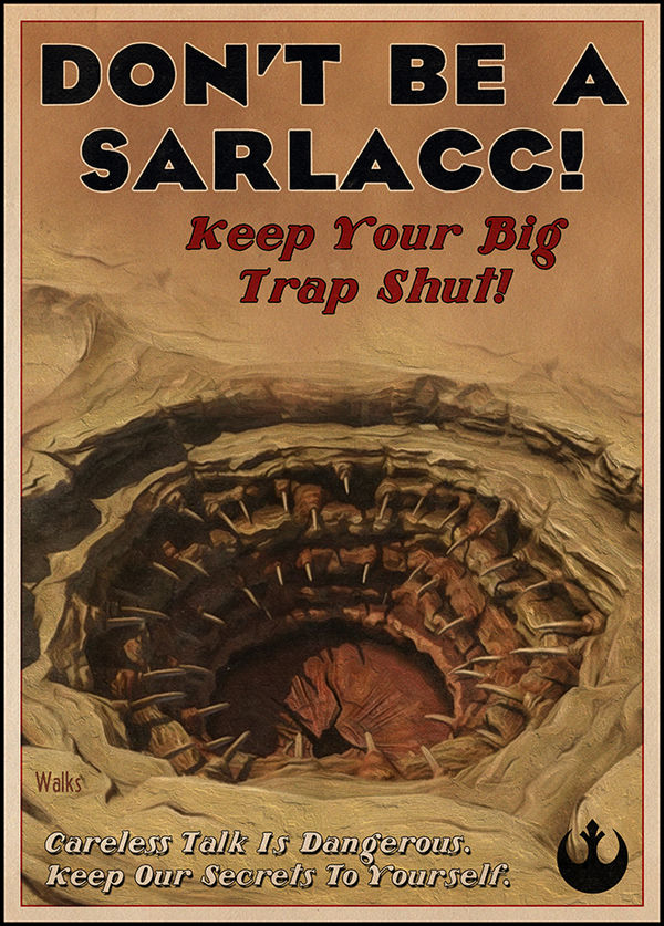 Galactic Propaganda Posters