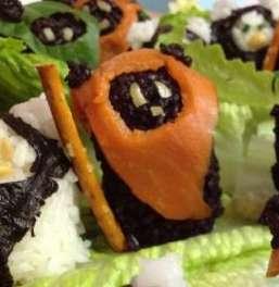 Sci-Fi Themed Sushi