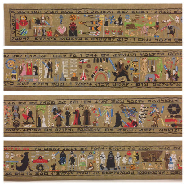 Geeky Movie Trilogy Tapestries