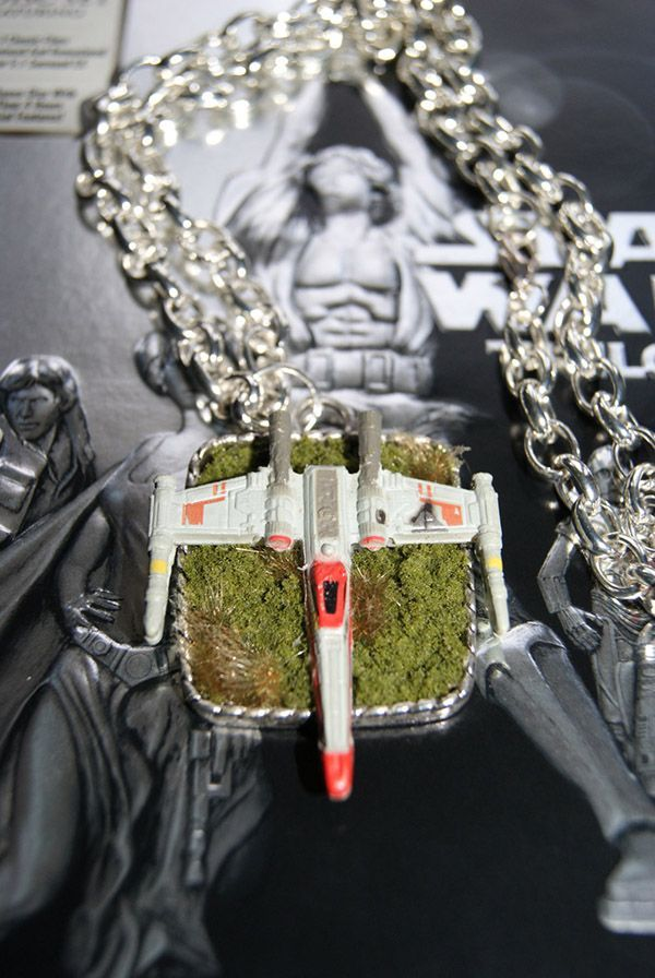 star wars terrarium jewelry