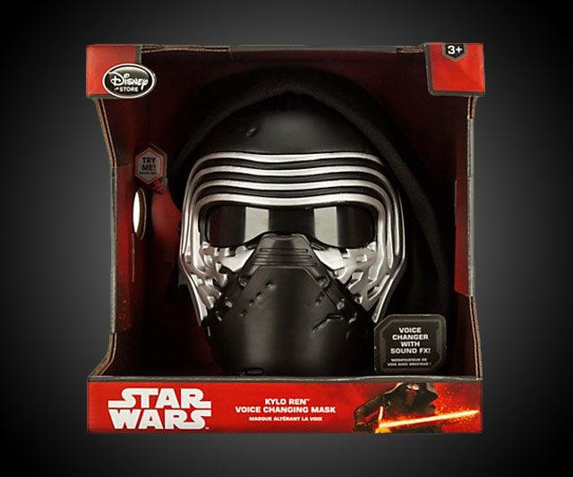 Sci-Fi Villain Masks