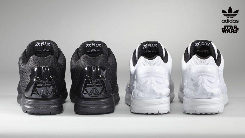Sporty Sci-Fi Sneakers