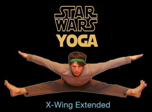 Bending Yoga Jedis