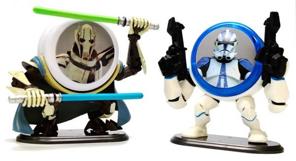 star wars yo-yo stands