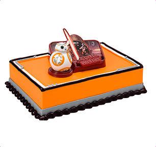 Sci-Fi Sheet Cakes