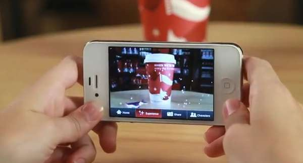 Animated Coffee Apps